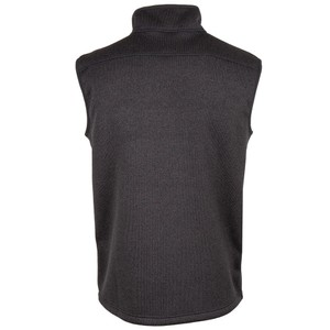 Men's Knit Fleece Gilet
