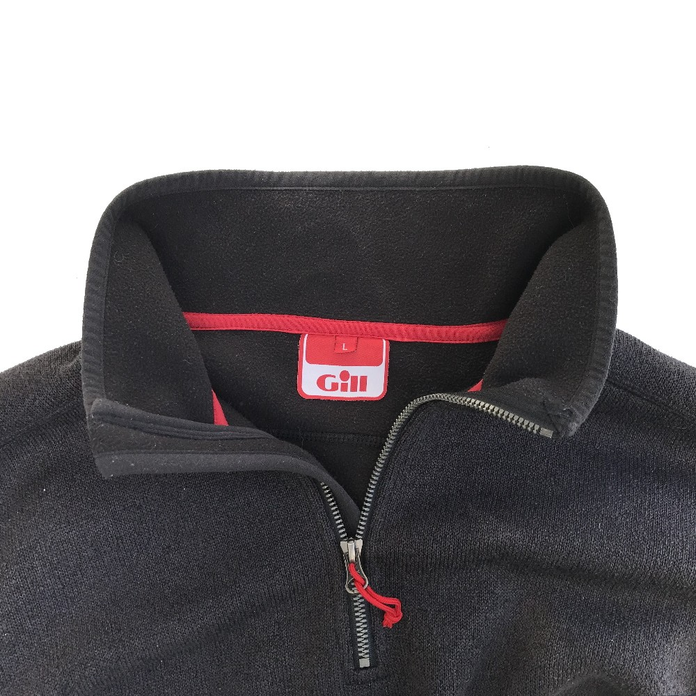 Knit Fleece Graphite