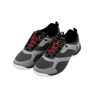 Sportive Deck Shoes Grey