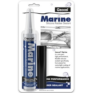 Marine Silicone Sealant - 78g