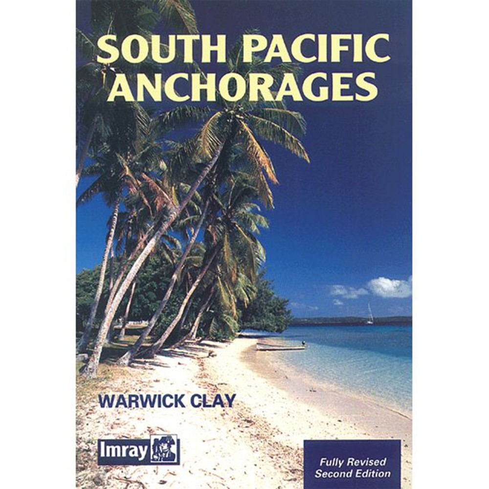 South Pacific Anchorages