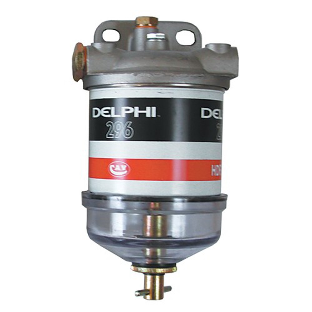 Water Fuel Separator & Diesel Fuel Filter