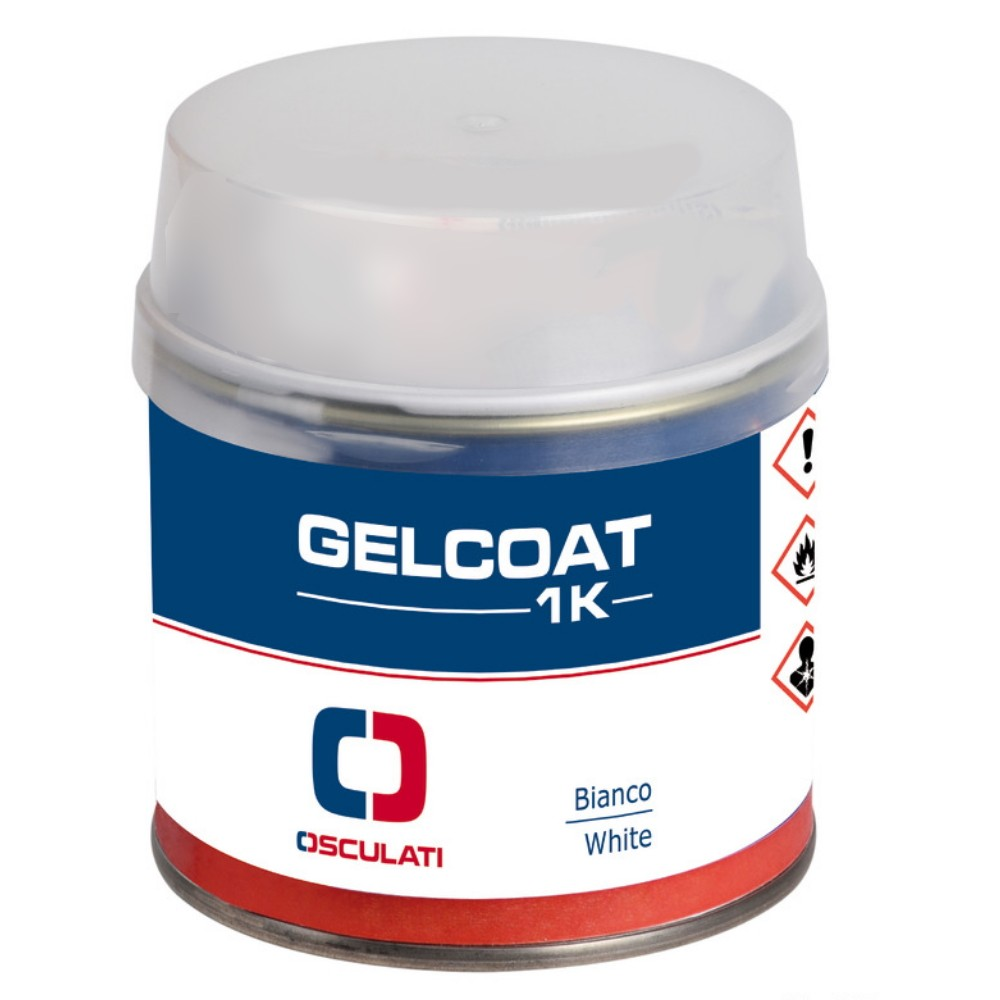 Gelcoat Filler 1 Part 100g White