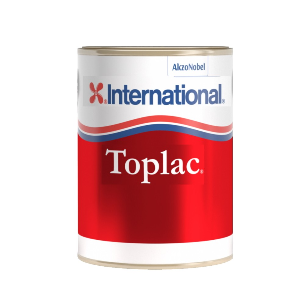 Toplac Gloss Marine Enamel Paint  750ml
