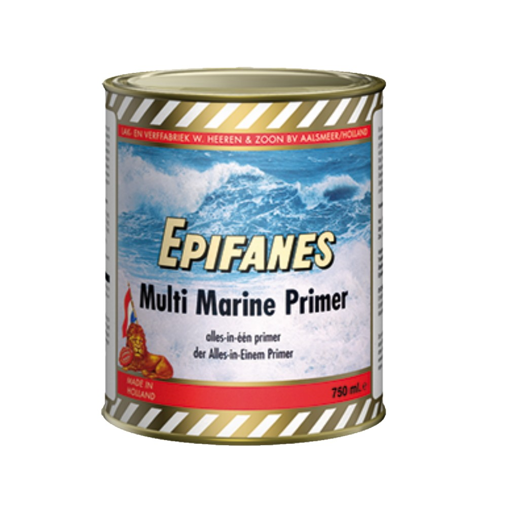 Multi Marine Primer 750ml Grey