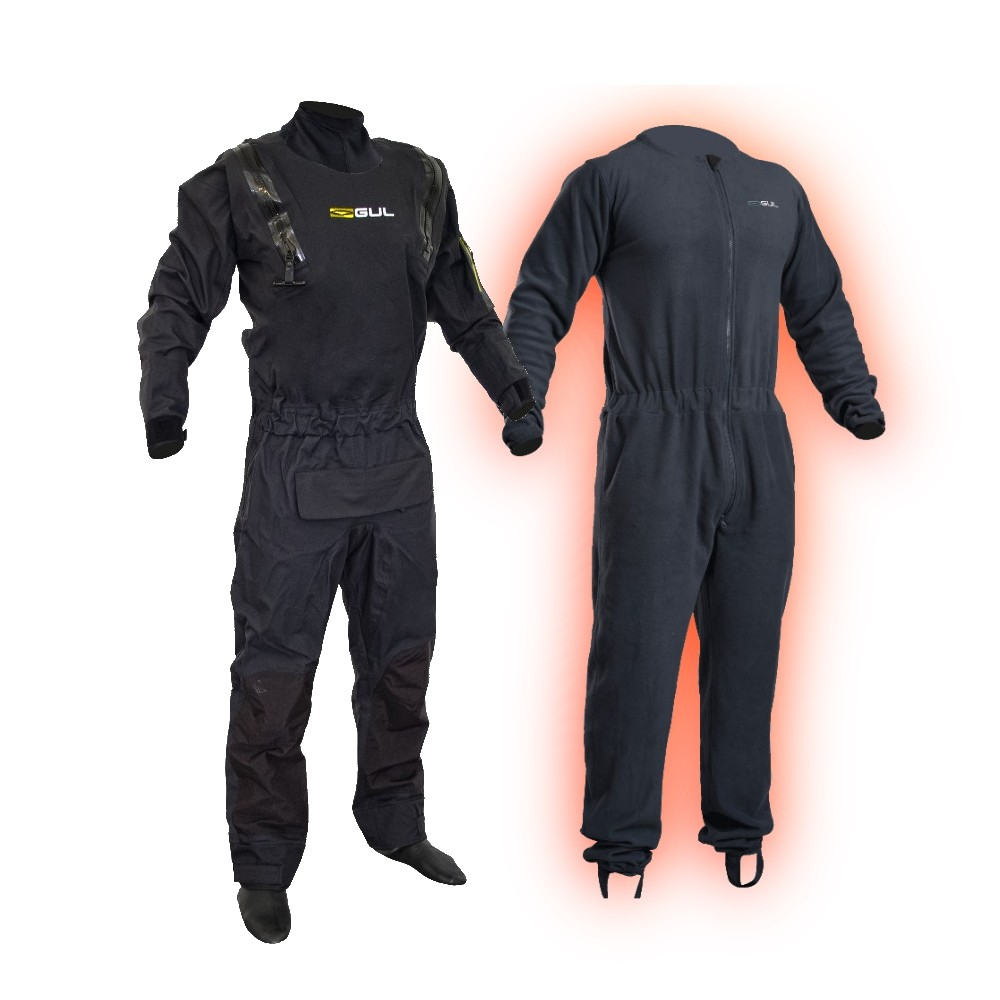 Code Zero Drysuit with Relief Zip