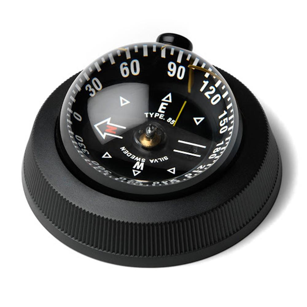 85E Compass Black (with Illumination)