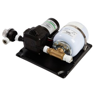 Universal 12V 45psi Pump & 2Ltr Accumulator Tank Kit