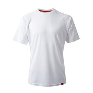 Men's UV Tec Crew Neck T-Shirt - White