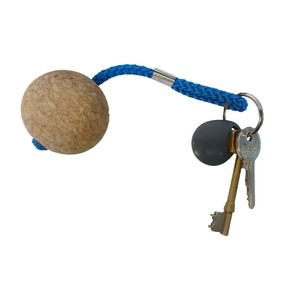 Cork Floating Keyring