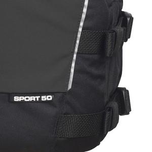 Sport 50 Buoyancy Aid - Black Red