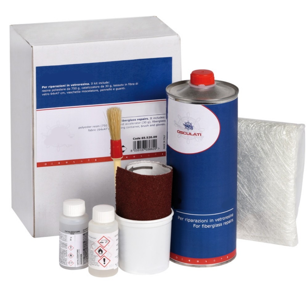 Fibreglass Repair Kit 800g