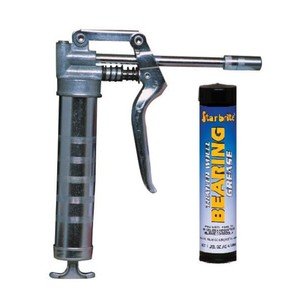 Grease Gun & Wheel Bearing Grease