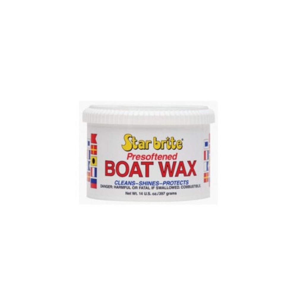 Presoftened Boat Wax 396g