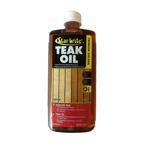 Teak Oil 437ml