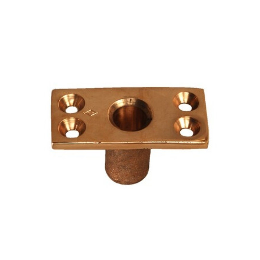 Top Mount Rowlock Socket - Bronze