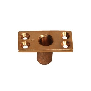 Top Mount Rowlock Socket - Bronze
