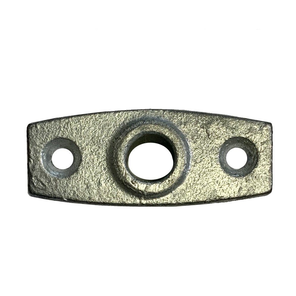 Top Mount Rowlock Socket - Galvanised