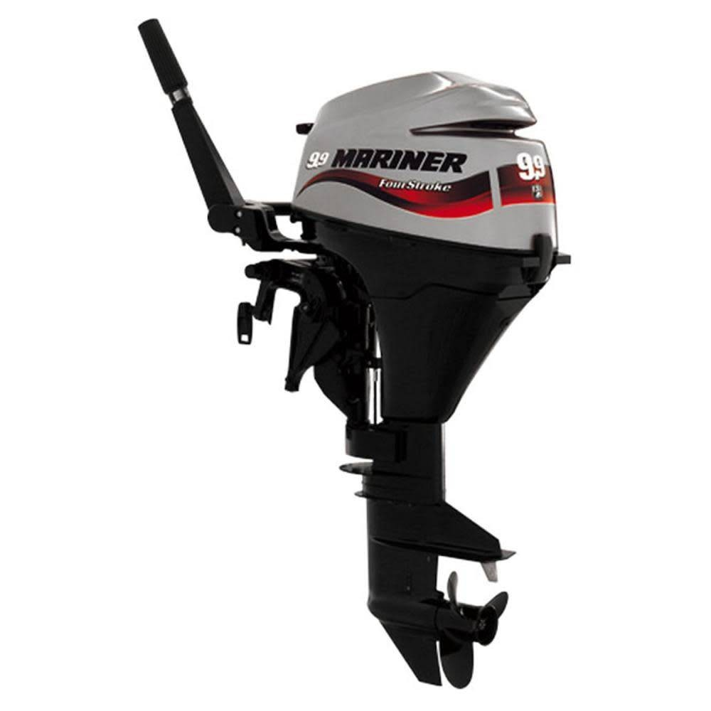 4-Stroke 9.9Hp Short Shaft Outboard Engine
