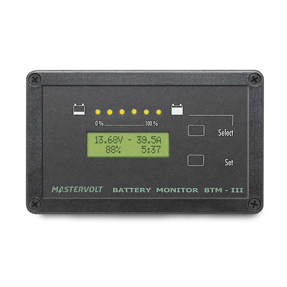 Masterlink BTM-III Battery Monitor