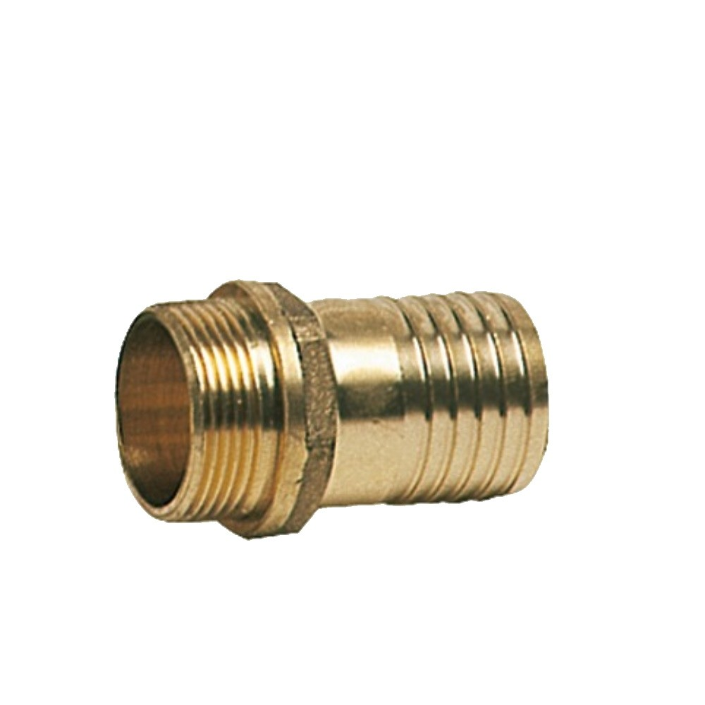 "Hose Tail Male 3/4""BSPx1"" DZR"