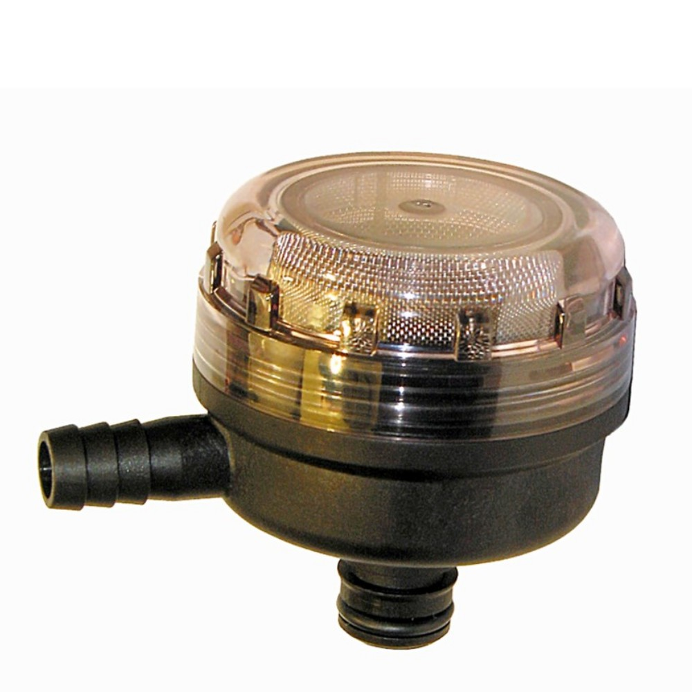 Fresh Water Inlet Strainer 13mm 90deg