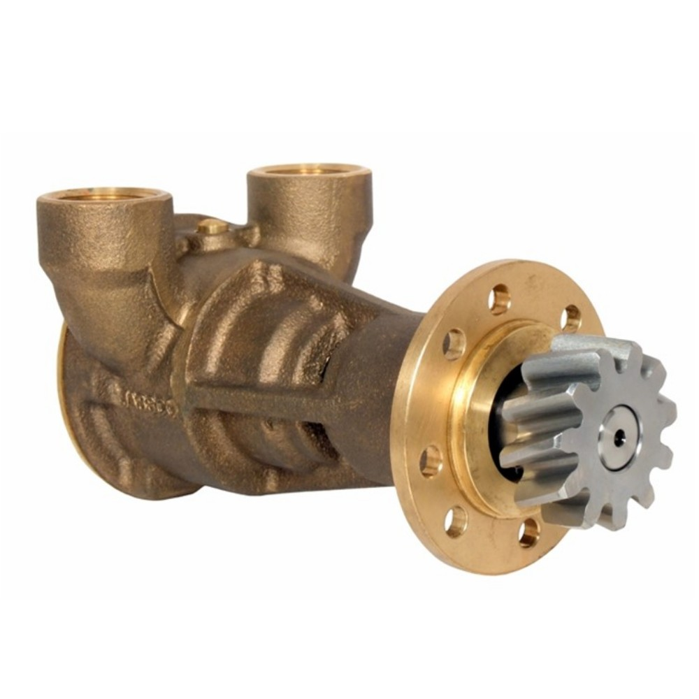 "0.75"" Bronze Pump Flange Mounted"