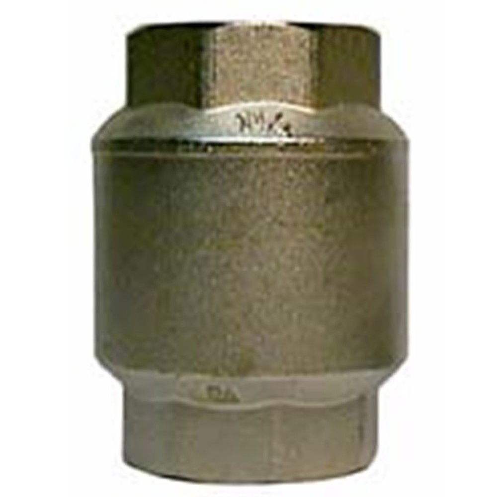 "Non Return Valve for 1 1/4"" internal thread"