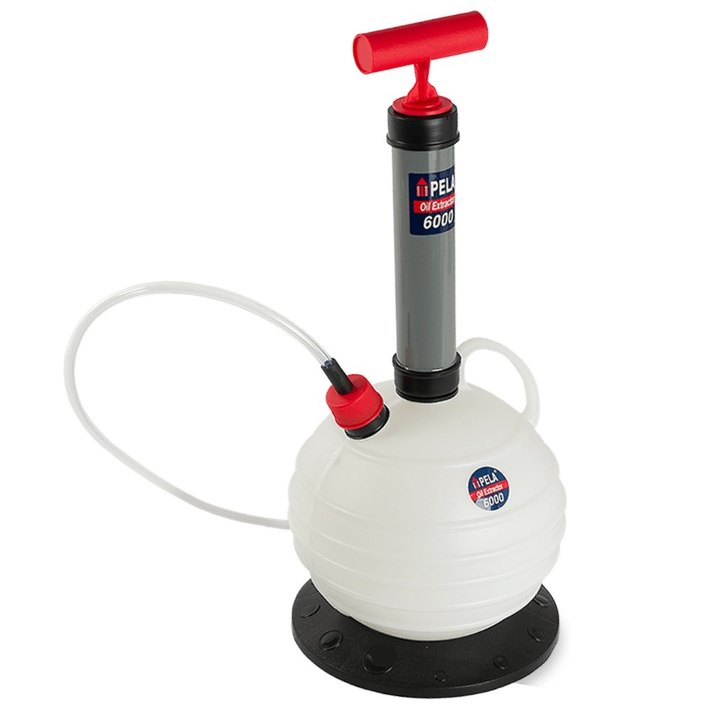 6000 Spherical 6Ltr Oil Extractor
