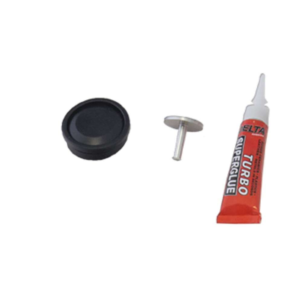 Control Lever Button + Plunger Kit