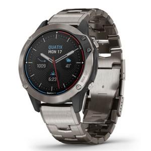 Quatix 6 Marine GPS Smartwatch