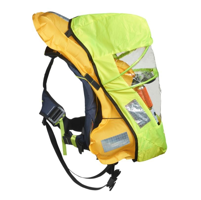 Ergofit 290+ Auto + Harness Life Jacket