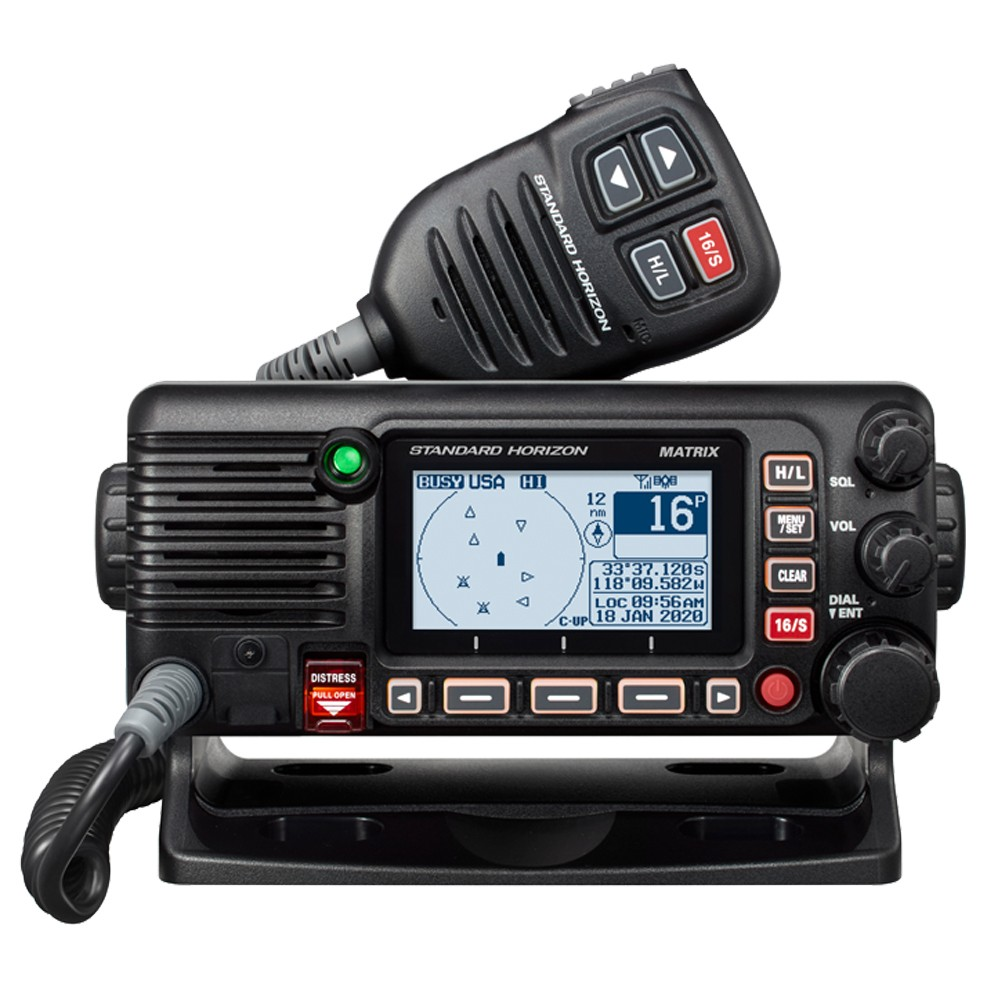 GX2400GPS/E VHF with AIS & GPS