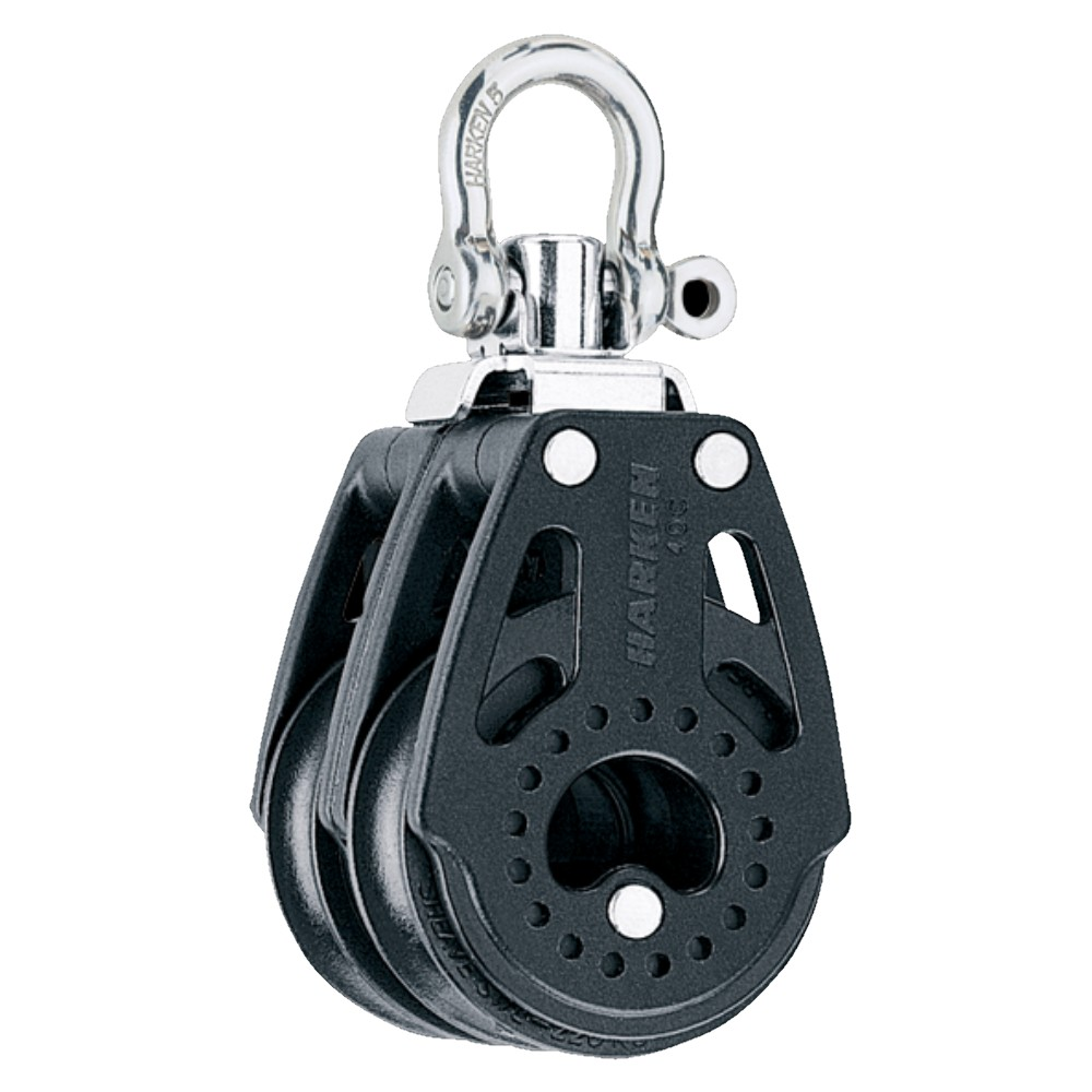 40mm Carbo Double Swivel