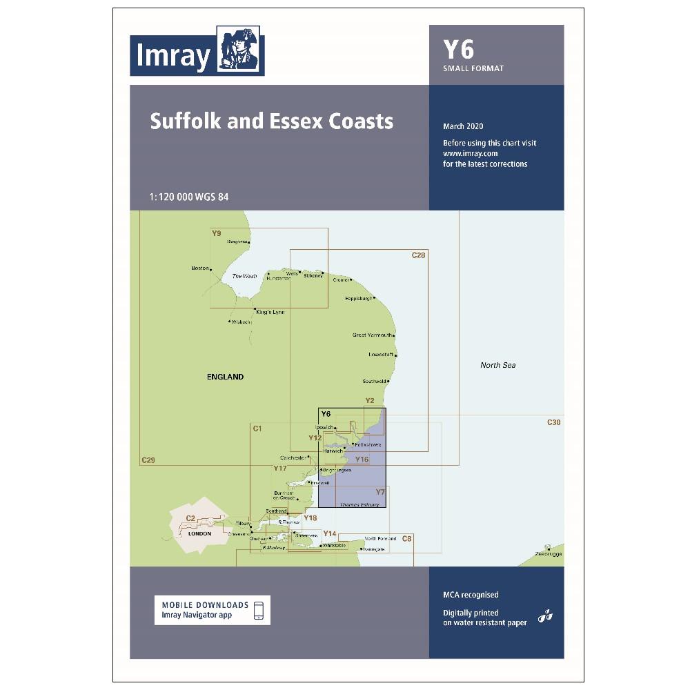 Y6 - Suffolk & Essex Coasts