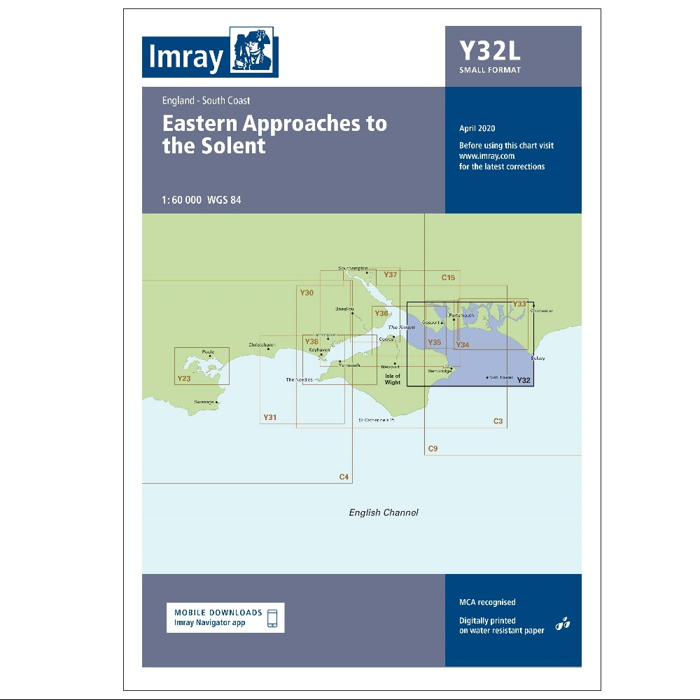 Y32 Laminated Eastern Approach to the Solent