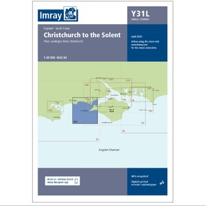Y31 Laminated Christchurch to the Solent