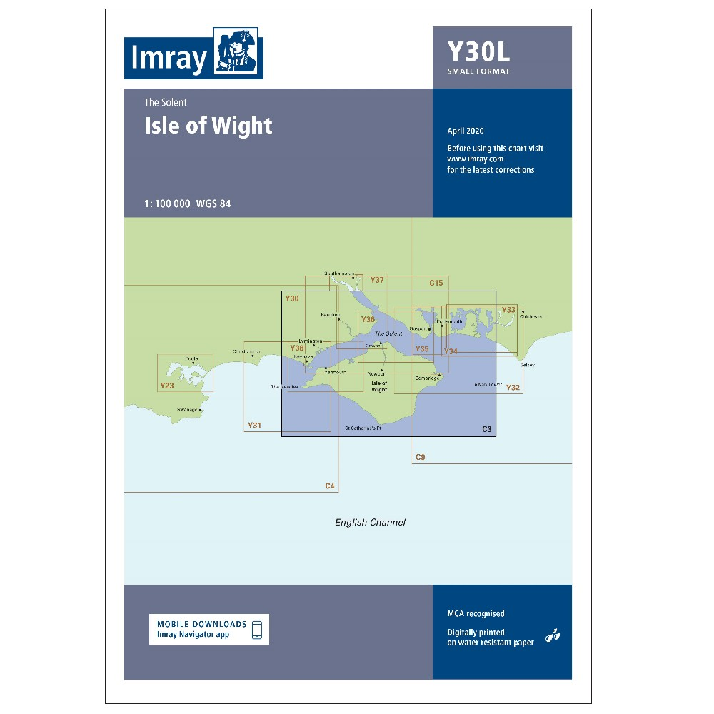 Y30 Laminated Isle of Wight