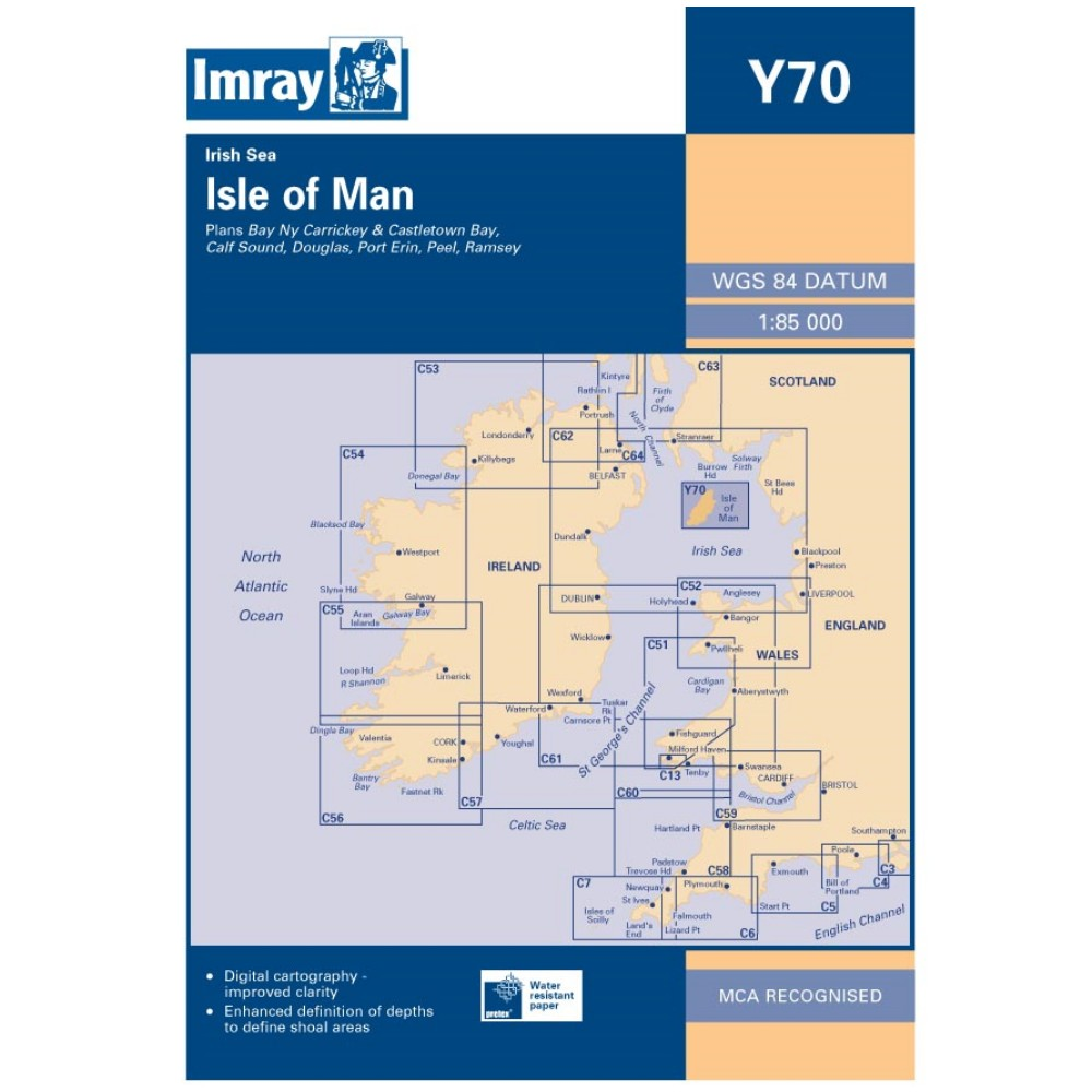 Y70 Isle of Man Chart