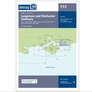 Y33 - Langstone and Chichester Harbours
