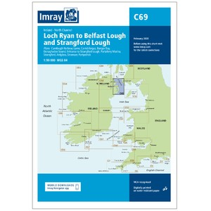 C69 Belfast to Strangford Lough