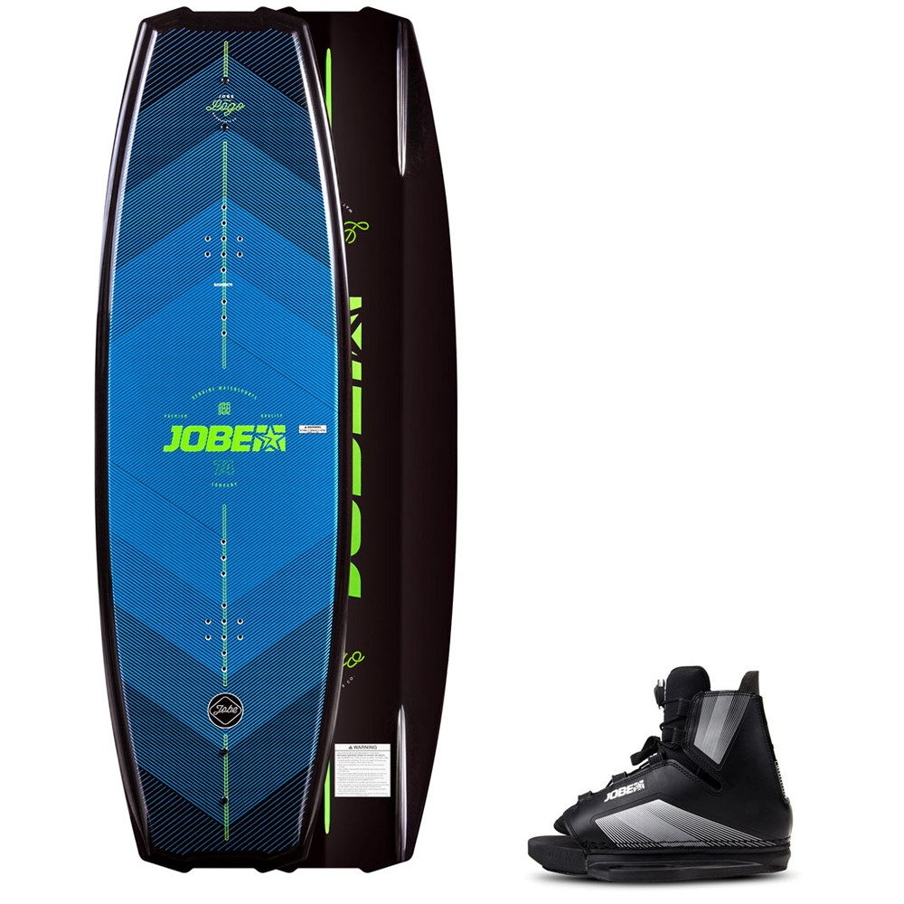 Logo 138 Wakeboard & Maze Bindings Set