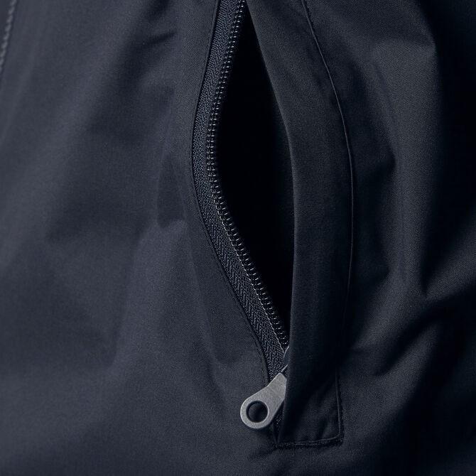 Snug Blouson Jacket in Navy / Navy