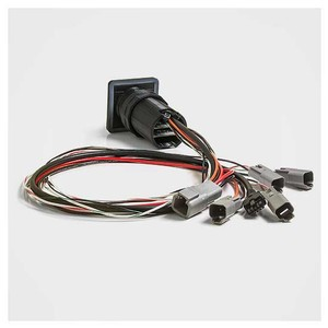 LED Integrated Switch Single Kit