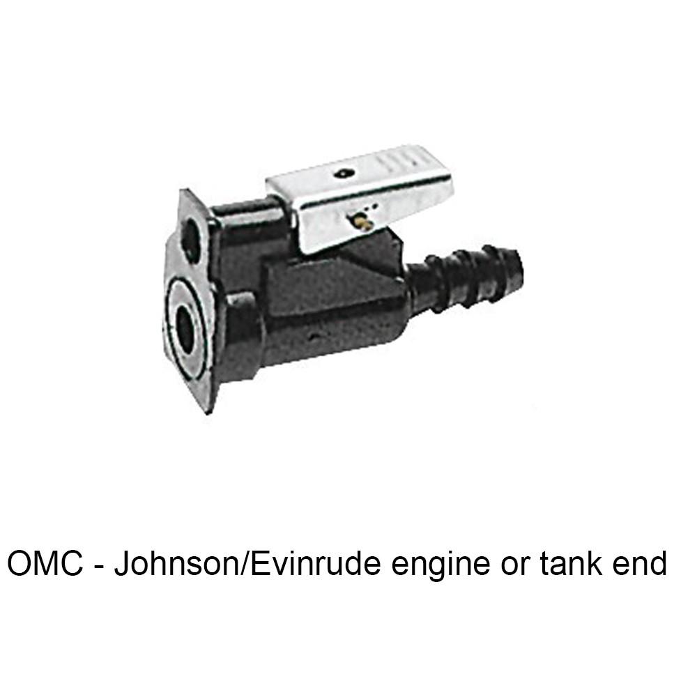 Fuel Line Tank End Connectors
