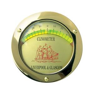 Brass Clinometer