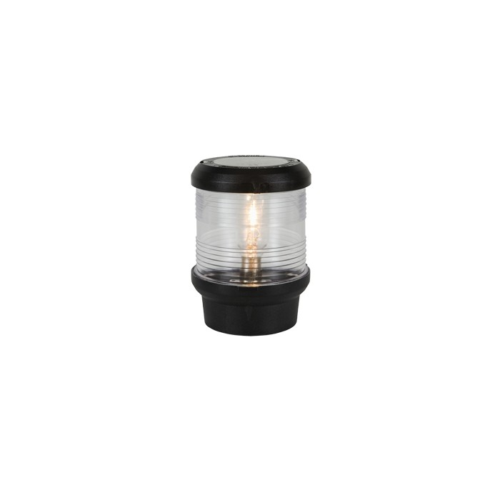 Aquasignal Series 40 All Round White Light (12V Black)