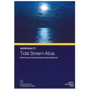 Tidal Stream Atlas NP218 - NCst Ireland & WCst Scotland