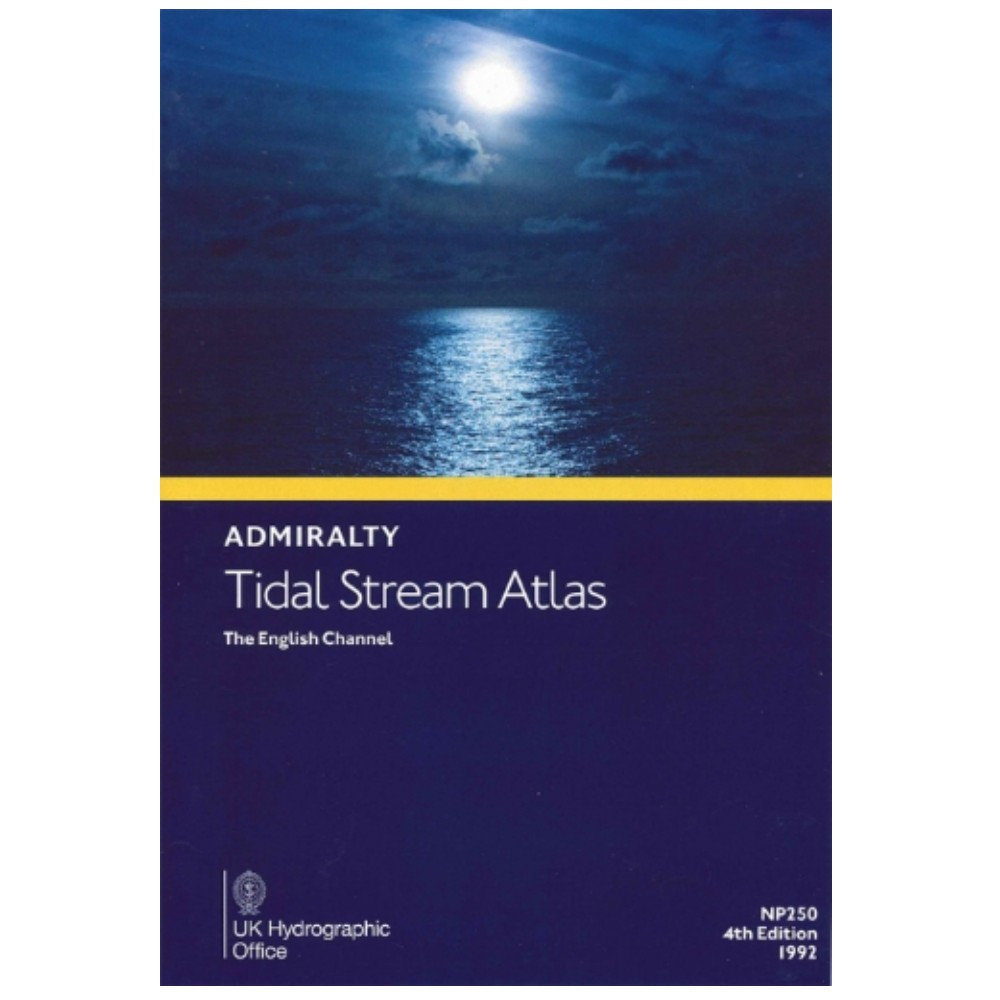 Tidal Stream Atlas NP250 - The English Channel