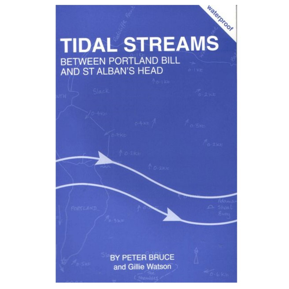 Tidal Streams Between Portland & St.Alban's Head
